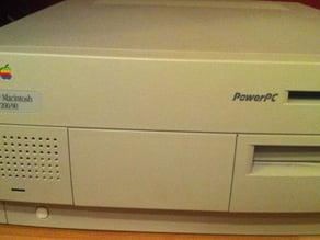 Power Macintosh Power PC Power Botton ;)