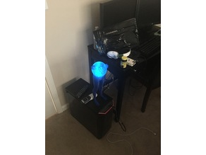 Leggy Kirby lamp