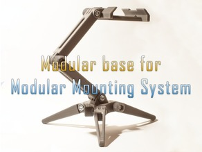 Modular base for Modular Mounting System