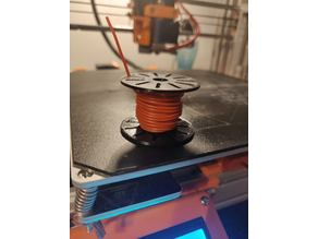 Wire spool (scalable)