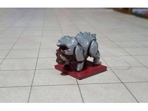 Armoured Companion Boar