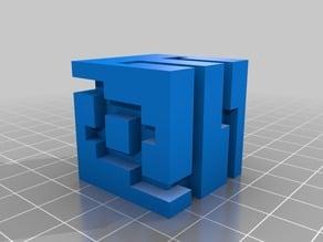 BIONICLE Nuva Cube + Symbols