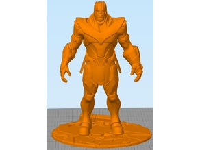 Thanos with base