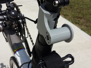 Bicycle Vertical Mount
