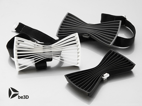 Bow tie 01 - flat