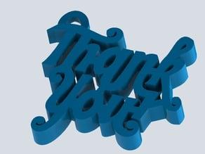 ThankYou Key Chain