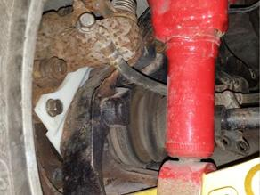 Honda Civic 4wd Rear Disc Swap adapter bracket