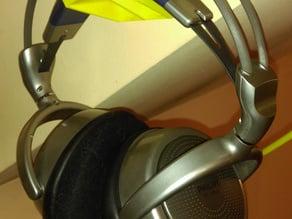 Headphones hanger