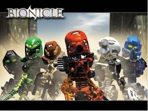 Bionicle Toa Mata for Tabletop Gaming