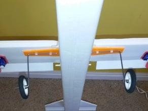 Landing Gear Bracket - RC Airplane