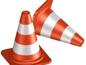 Traffic Cone (Dual Extrusion)