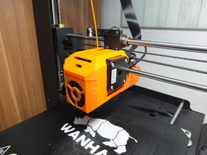 Wanhao i3 Plus cooler fan
