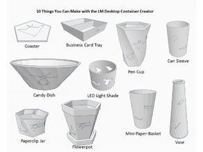 LM Desktop Container Creator
