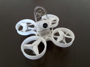 Indestructible Tiny Whoop TPU  90mm 2S