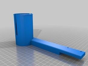 Hatchbox Filament Holder