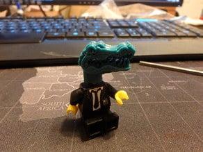 LEGO - Florida Gator Head