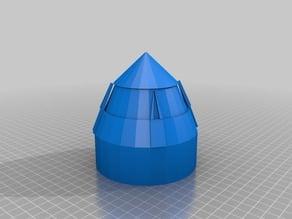 Bonkers Stem Rocket Cap