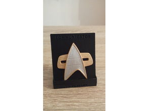 Star Trek Voyager Communicator (magnet)