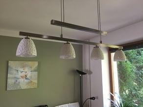 Lamp shade voronoi style