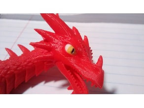 """EYE SET for """"Seven the Articulated Dragon"""""""