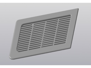 air duct grille