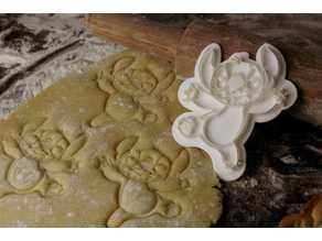 Stitch Cookie Cutter