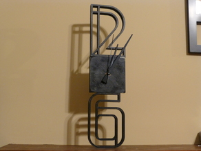 Typographic Clock