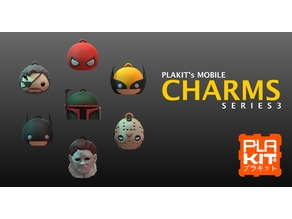 PlaKit's Mobile Charms Series 3 [UPDATED]