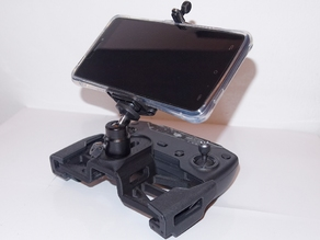 DJI Spark Mavic Phone / Tablet Mount
