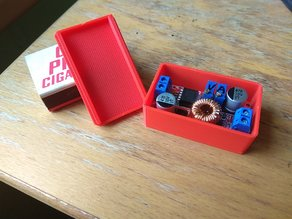 Buck converter case for XL4015