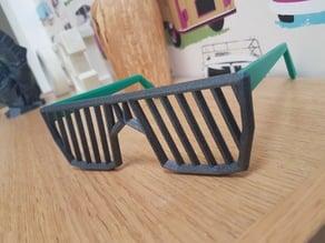 Slotted Sunglasses