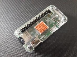 Raspberry Pi Zero 1.3 Acrylcase (2mm)