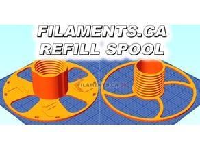 Filaments.ca EconoFil™ Refill Coils 1KG Master Spool