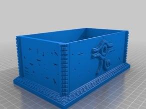 Milenium Puzzle Sarcophagus