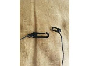 Carabiner for bracelets/necklaces