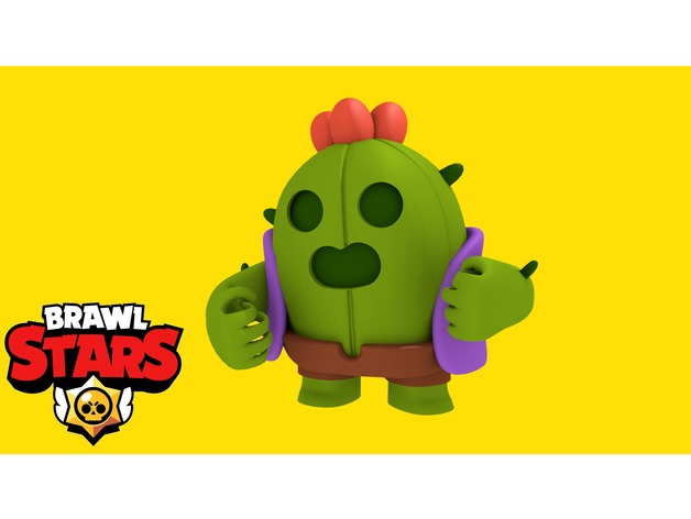 Brawl stars spike