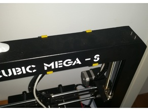 Anycubic i3 Mega / S Top Cable Guide