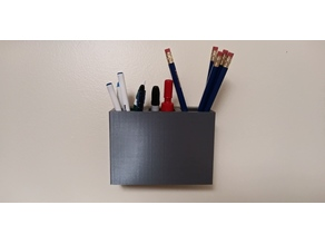 Hangable Pencil Box
