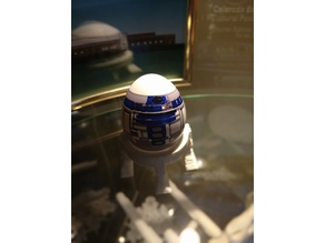 R2-D2 Eggbot Egg
