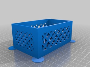 Side Table Container