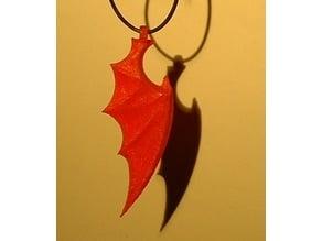 Dragonwing Pendant