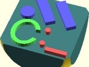 OpenSCAD Workshop Materials