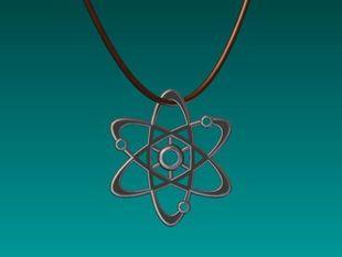 Planetary Atom Pendant Versions 1 & 2