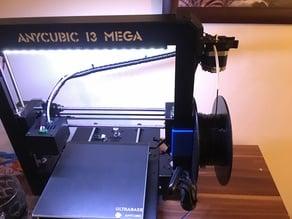 anycubis i3 mega filament spool holder