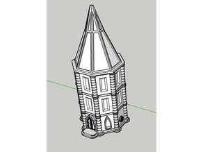 Adeptus Titanicus Building No. 13 - Intact