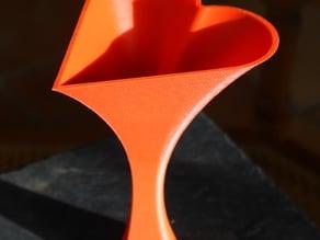 Vase saint Valentin