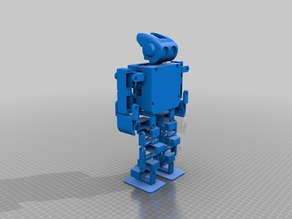 Modular Servo Shell - Mini Plan v2.0