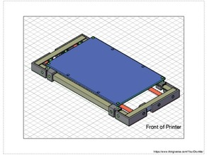 MonoPrice Select Mini Bed Expansion V2 (150mmx230mm)