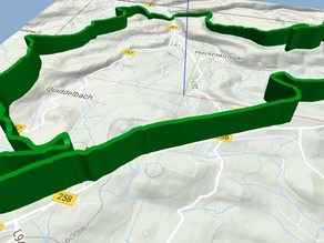 Nürburgring Nordschleife 3D or flat --- by #msfs