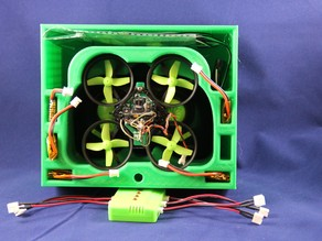 E010 box for quad and transmitter, etc.